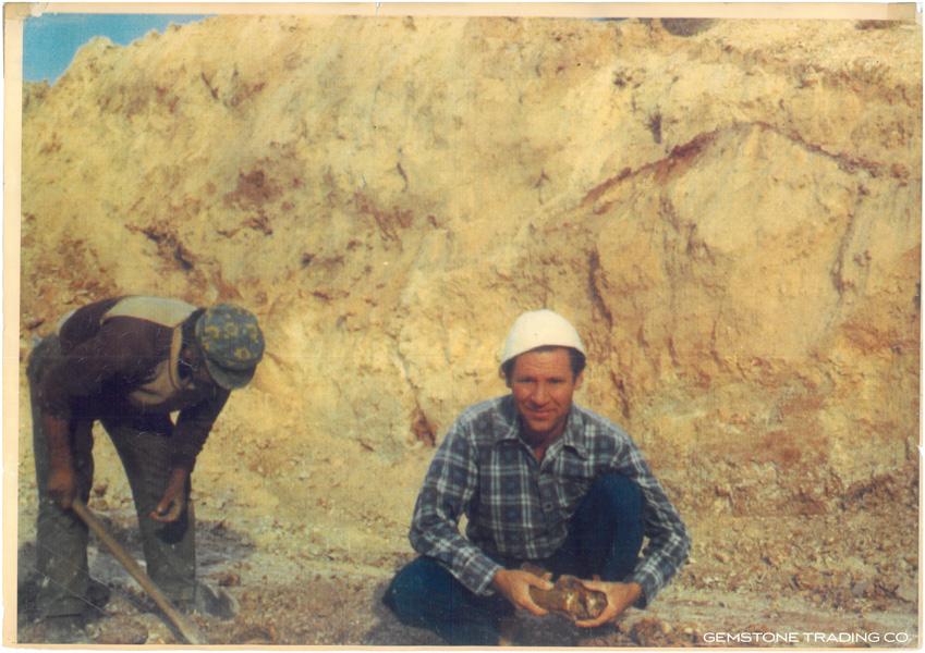 Gemstone Trading Co History